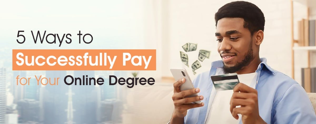 successfully pay for your online courses