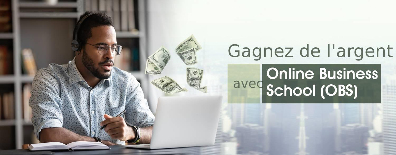 7 étapes pour gagner de l'argent en ligne avec OBS